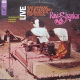 Ravi Shankar - Ravi Shankar At The Monterey Pop Festival LP