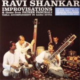 Ravi Shankar - Imporvisations And Theme From Pather Panchali LP