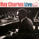 Ray Charles - Ray Charles Live In Concert LP