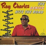 Ray Charles - The Genius Hits The Road LP