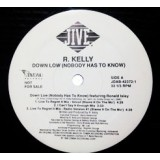 R. Kelly - Down Low 12""
