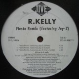 "R. Kelly - Fiesta / Fiesta Remix 12"""