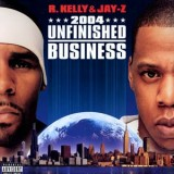 R. Kelly & Jay-Z - Unfinished Business 2LP