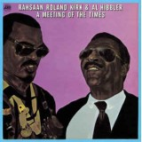 Rahsaan Roland Kirk & Al Hibbler - A Meeting Of The Times LP