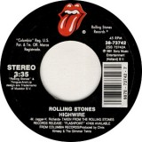 """Rolling Stones - Highwire 7"""""""