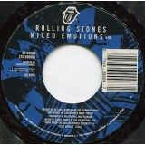 """Rolling Stones - Mixed Emotions 7"""""""