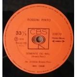 Rossini Pinto - Semente Do Mal / A Carruagem 7''
