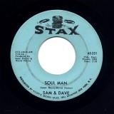 """Sam & Dave - Soul Man 7"""""""