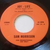 "Sam Morrison - Joy - Life 7"""