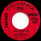 "Santana - Oye Como Va 7"""
