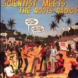 Scientist - Scientist Meets The Roots Radics LP