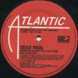 """Sean Paul - Give It Up To Me 12"""""""