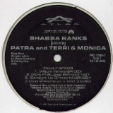 Shabba Ranks - Family Affair 12""