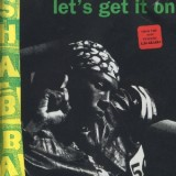 Shabba Ranks - Let´s Get It On 12""