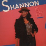 Shannon - Let The Music Play LP