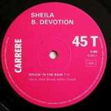 "Sheila B. Devotion - Singin In The Rain 12"""