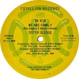 """Sister Sledge - We Are Family / He´s The Greatest Dancer 12"""""""