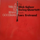 Slick Salzer Quartett - A Tribute To Benny Goodman LP