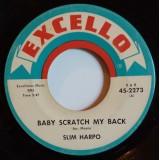 "Slim Harpo - Baby Scratch My Back 7"""