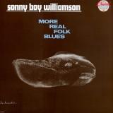 Sonny Boy Williamson - More Real Folk Blues LP