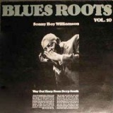 Sonny Boy Williamson - Way Out Harp From Deep South LP