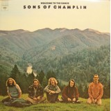 Sons Of Champlin - Welcome To The Dance LP