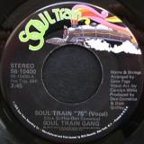 """Soul Train Gang - Soul Train 75 7"""""""