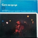 Stan Getz & Astrud Gilberto - Getz Au Go Go LP