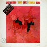 Stan Getz / Charlie Byrd - Jazz Samba LP