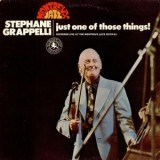 Stephane Grapelli - Just One Of Those Things LP
