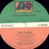 "Steve Arrington - Feel So Real 12"""