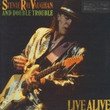 Stevie Ray Vaughan - Live Alive 2LP