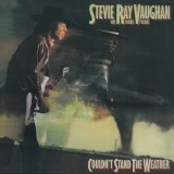 Stevie Ray Vaughan And Double Trouble - Couldn´t Stand The Weather LP