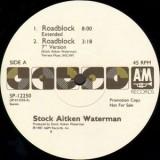 """Stock Aitken Waterman - Roadblock 12"""""""