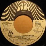 "Stylistics - The Lion Sleeps Tonight 7"""