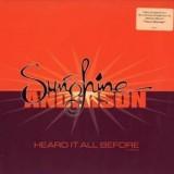"Sunshine Anderson - Heard It All Before 12"""