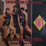 """SWV - Downtown / Right Here 12"""""""