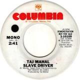"""Taj Mahal - Slave Driver 7"""""""