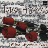 "Tara Thomas - When You´re In Love 12"""