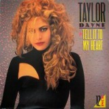 Taylor Dayne - Tell It To My Heart 12""