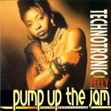 Technotronic - Pump Up The Jam 12''