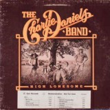 The Charlie Daniels Band - High Lonesome LP
