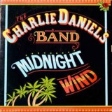The Charlie Daniels Band - Midnight Wind LP