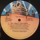 """The Dells - All About The Paper / I Touched A Dream 12"""""""