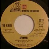 """The Kinks - Apeman 7"""""""