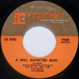 """The Kinks - A Well Respected Man 7"""""""