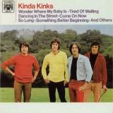 The Kinks - Kinda Kinks LP