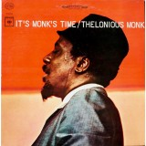 Thelonious Monk - It´s Monk Time LP