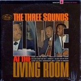 The Three Sounds - Live At The Living Room LP