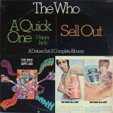 The Who - A Quick One / The Who Sell Out 2LP